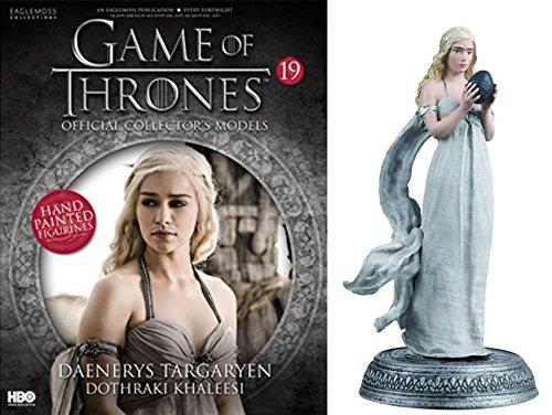 Statue des Harzes. Game of Thrones Collection Nº 19 Daenerys Targaryen