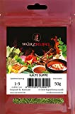 Kalte Suppe, aromatisches Kräutergewürz für kalte Suppen & Salate. Vegan, ohne Zusatzstoffe. 2 Beutel je 50g. (100 Gramm).