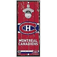 Wincraft Montreal Canadiens NHL Schild mit Flaschenöffner