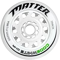 Matter Código White Ruedas 2018, Unisex Adulto, 110mm/86A