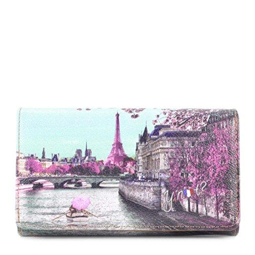 Portafoglio donna Y Not - H364 Paris Seine