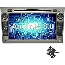 Ohok 7 Pulgadas 2 DIN Autoradio Android 8.0 Oreo Octa Core 4GB Ram 32GB ROM Reproductor