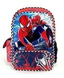 Rucksack–Marvel Spiderman große Schultasche Neue 612351