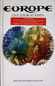 Live: Look At Eden (mini earBOOK)