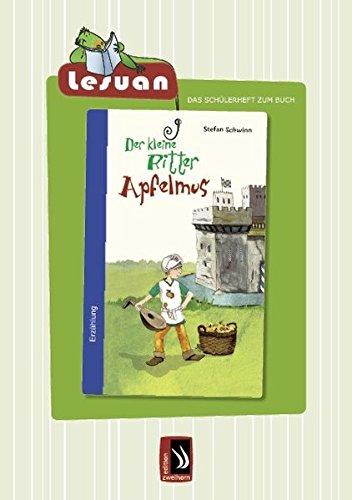 """LESUAN - Das Schülerheft zum Buch """"Der kleine Ritter Apfelmus"""", Buch"""