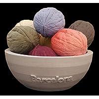 Nuez en resina cerámica con colores personalizados - decoración - comida - resina cerámica con colores personalizados - diseño exclusivo