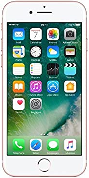 Apple iPhone 7 32GB - Oro Rosa - Desbloqueado (Reacondicionado)