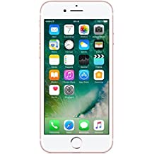 "Apple iPhone 7, 4,7"" Display, SIM-Free, 32 GB, 2016, Roségold (Generalüberholt)"