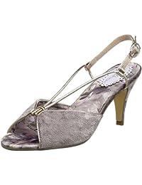 Joe Browns Sweet as Honey Vintage Shoes amazon-shoes bianco Rétro