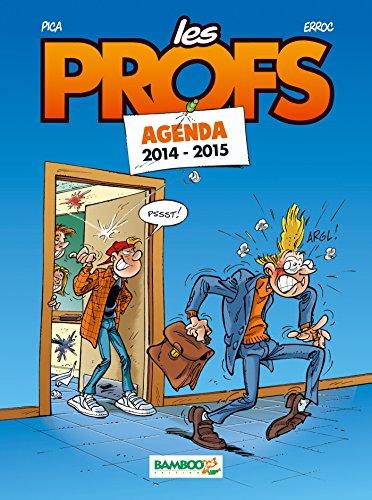 PROFS AGENDA 2014 - 2015