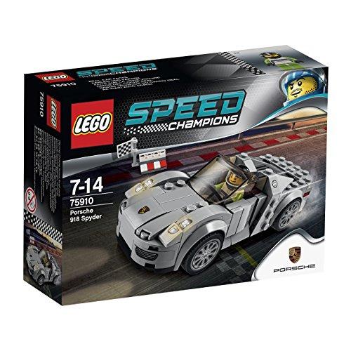 LEGO Speed Champions 75910 - Porsche 918 Spyder