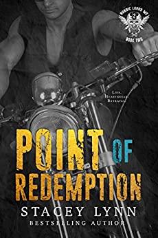 Point of Redemption (The Nordic Lords MC Book 2) by [Lynn, Stacey]