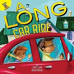 Descargar Libros Gratis A Long Car Ride (Family Time) Libro PDF