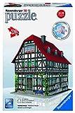 Ravensburger 12572 - Fachwerkhaus - 3D Puzzle - Bauwerke