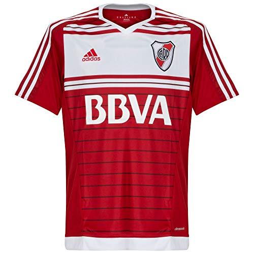 adidas River Plate Away Trikot 2015 2017 - M (Vintage Fußball Trikot)