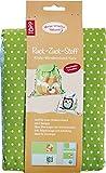 Ruck-Zuck-Stoff Kinder-Wenderucksack Klara: Stoff mit Schnittmuster, Bügelvlies und Anleitung für einen süßen Kinderrucksack mit Eule- und Fuchs-Motiv