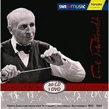 Carl Schuricht Collection [20 CDs/1 DVD]