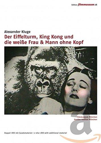 Bild von Der Eiffelturm / King Kong und die weiße Frau / Mann ohne Kopf (2 DVDs)