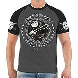 Spaß kostet Männer und Herren T-Shirt Komm Ran Du Pussy Größe S - 8XL