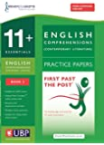 11+ Essentials English: Comprehensions (Contemporary) Practice Papers for CEM Book 2 (First Past the Post)