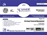 Scanner CMA Final Group-III (2016 Syllabus) Paper-14 Strategic Financial Management