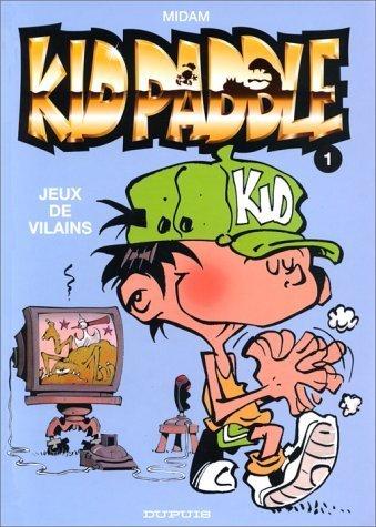 Kid Paddle, tome 1 : Jeux de vilains de Midam (6 mars 1996) Album