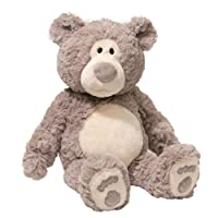 gund-Peluche asher the Bear-43cm-4056332-gund è orgogliosa di presentare asher, un grazioso peluche a forma di orso grigio con la zampa segni. Questo prodotto è adatto per bambini a partire dai 1mesi in su, lavabile a mano e marchio...