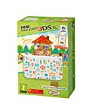 NEW 3DS XL+ANIMAL CROSSING HAPPY HD