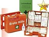 Erste-Hilfe-Koffer M1 für Betriebe DIN 13157 EN 13157 Stand 2016