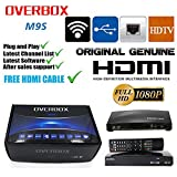 OVERBOX M9S V9S Newest Digital Freesat PVR Satellite TV Reiver Set Top Box Full HD 1080p