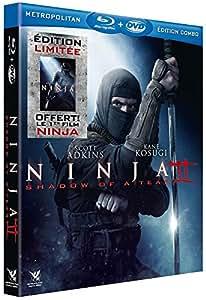Ninja II : Shadow of a Tear [Blu-ray] [Combo Blu-ray + DVD]
