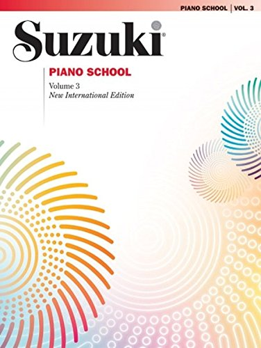 Suzuki Piano School, Vol 3 (The Suzuki Method Core Materials)