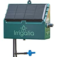 Irrigatia SOL-C12 Unique Solar Powered Weather Responsive Automatic Watering System, Green, 7 x 24 x 24 cm 19