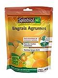 Solabiol SOAGY500 Engrais Agrumes Action Longue Durée | Utilisable en Agriculture Biologique, 500 GR