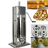 TX Churreras Churros Machine de remplissage en acier inoxydable manuel de fabrication...