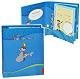 Ringbuch / Sammelordner -  Meine Kindergartenzeit  - Album - Kindergarten / Dokumente A4 - Pirat Freunde - Ordner als Fotobuch / Kindergartenfreundebuch / P..