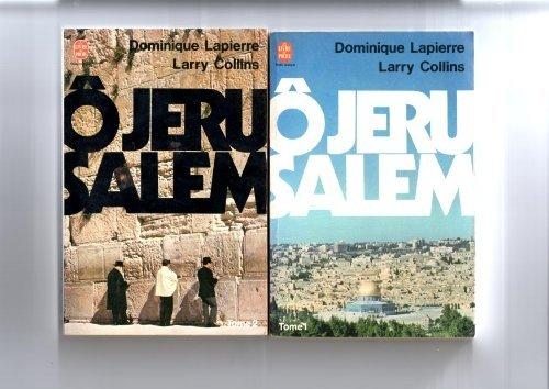 jerusalem en 2 tomes