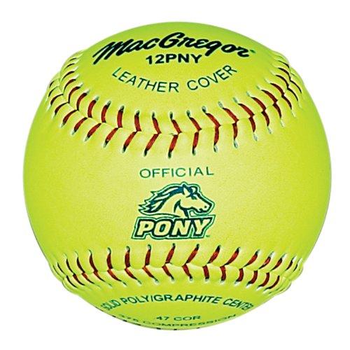Pitch Softball, 12Zoll (One Dutzend) ()