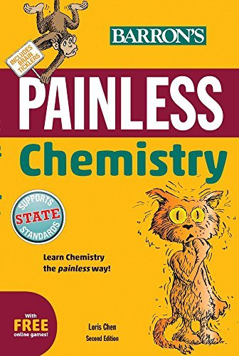 Painless Chemistry (Painless Series) by Loris Chen (2016-07-01)