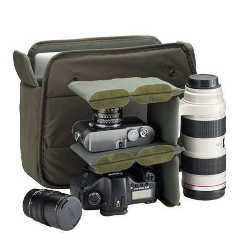 Billingham Photo Eventer Notebook Computer & Camera Bag, Khaki/Tan on Line