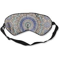 Geometry 99% Eyeshade Blinders Sleeping Eye Patch Eye Mask Blindfold For Travel Insomnia Meditation preisvergleich bei billige-tabletten.eu