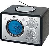 AEG MR 4104 Radio Classica, Colore: Nero/Argento