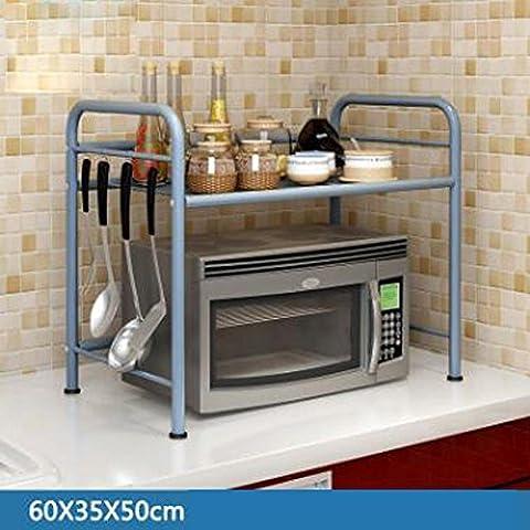 Organisateur de cuisine et étagère en cuvette simple, 4 couleurs , 60cm ash , small body, big role
