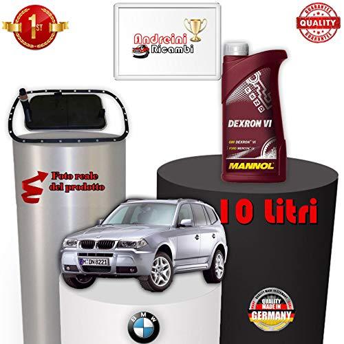 KIT FILTRO CAMBIO AUTOMATICO E OLIO E83 X3 3.0 i xD 170KW DAL 2004 -> /1042