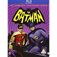 Batman: The Complete Television Series [Blu-ray] DVD