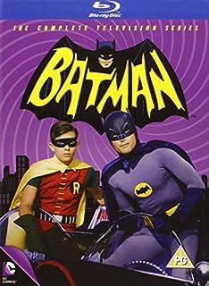 Batman - Original Series 1-3 [1966] [Blu-ray] [2015] [Region Free] (B00Q6Z16F6) | Amazon Products