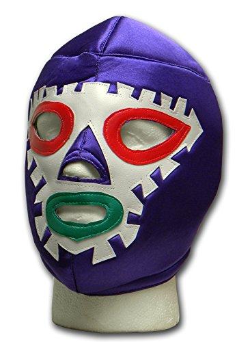 LUCHADORA ® SAETA AZTECA MASCARA DE LUCHADOR LUCHA LIBRE MEXICANA WRESTLING
