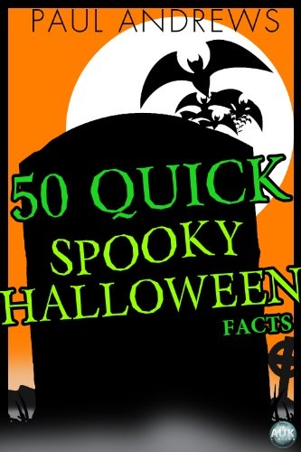 50 Quick Spooky Halloween Facts (English Edition)