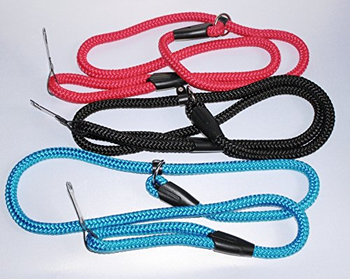 Robuste Hundeleine, Nylon, ideal für Hundetraining, gewöhnt den Hunden das Ziehen ab