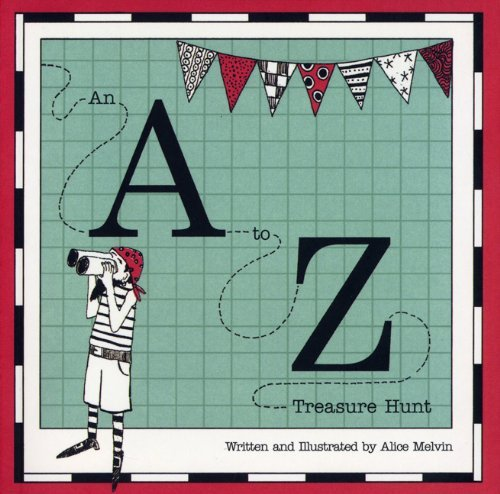 emma kauft ein An A to Z Treasure Hunt by Alice Melvin (2007-08-21)